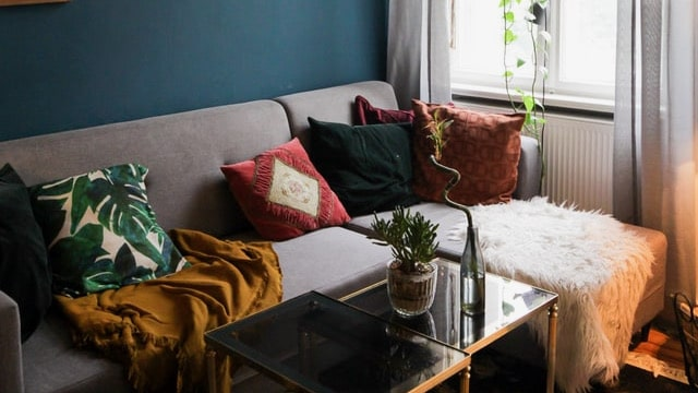 Eclectic Style - Mixing Patterns