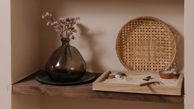 Japandi Style - Natural Materials