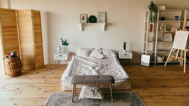Boho Bedroom Ideas - Boho Mid-Century
