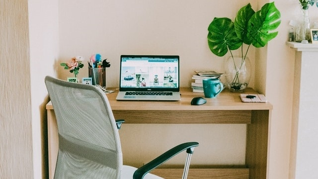 Small Home Office Ideas - Alcove