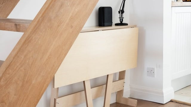 Small Home Office Ideas - Fold Down