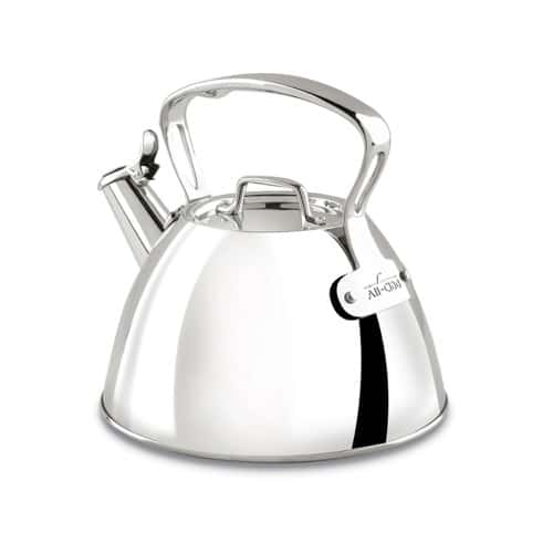 Best Tea Kettle - All-Clad 2-Quart Stainless Steel Tea Kettle Review