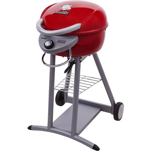 Best Electric Grill - Char-Broil Patio Bistro TRU-Infrared Electric Grill Review