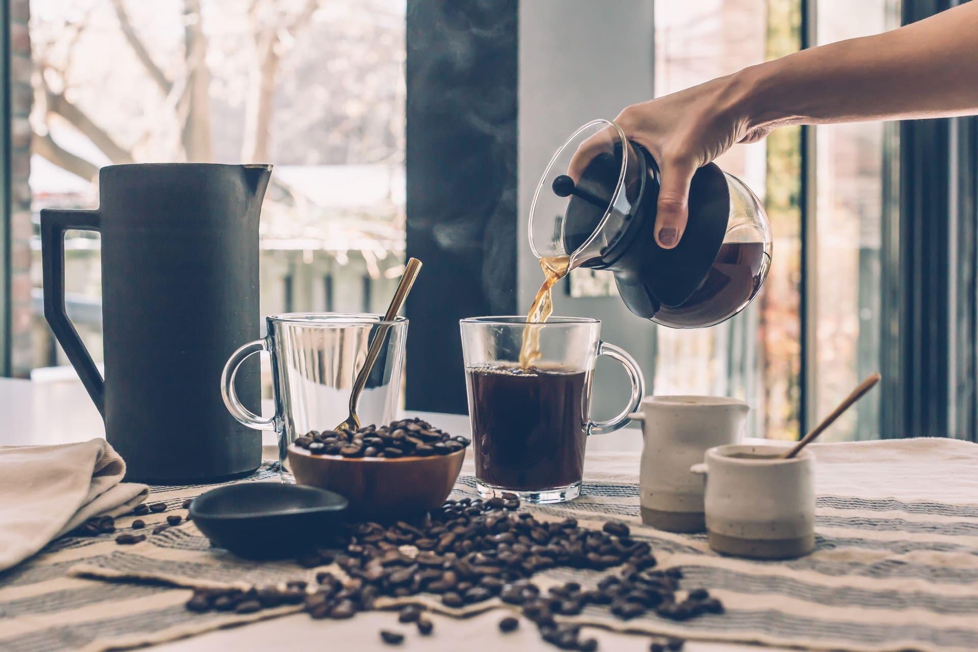Coffee Bar Ideas - Featured