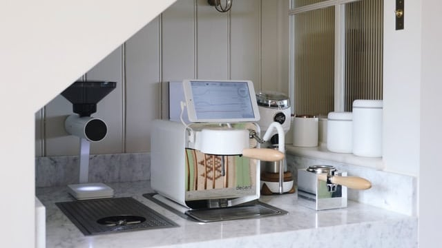 Coffee Bar Ideas - Chic Coffee Station