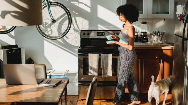 Coffee Bar Ideas - Countertop