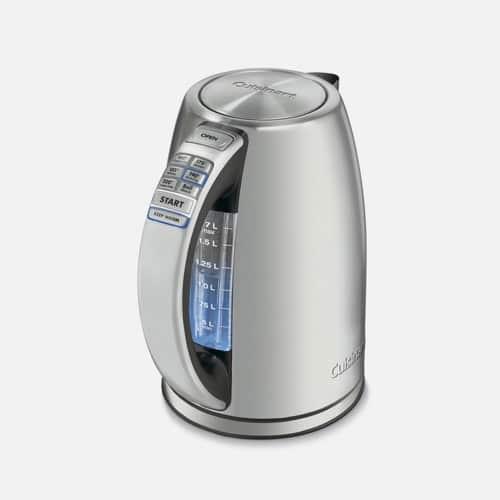 Best Tea Kettle - Cuisinart Perfectemp Cordless Electric Kettle Review