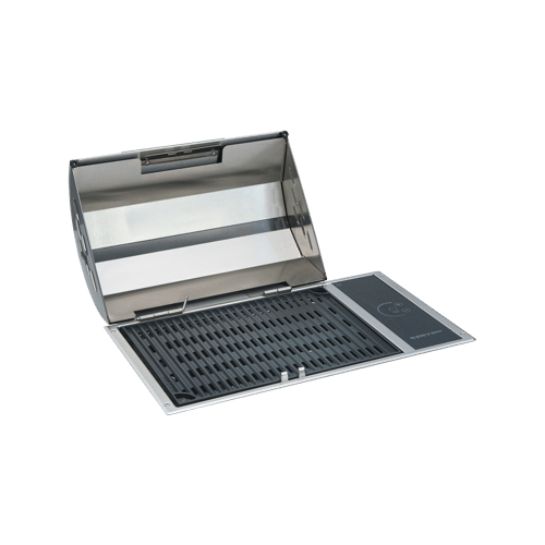Best Electric Grill - Kenyon B70082 Floridian All Seasons Portable Stainless Steel Electric Grill Review