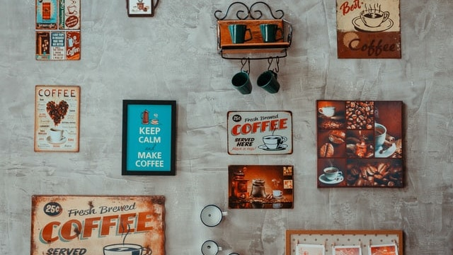 Kitchen Wall Decor Ideas - Coffee Decor