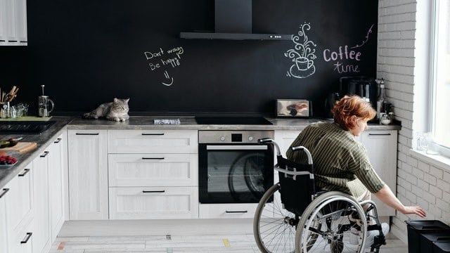 Kitchen Wall Decor Ideas - Chalkboard Paint