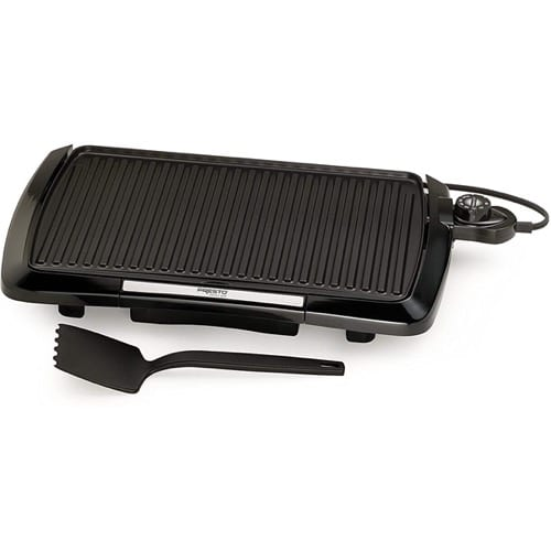 Best Electric Grill - Presto 09020 Cool Touch Electric Indoor Grill Review