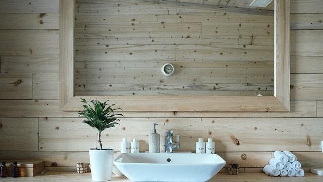 Farmhouse Bathroom Ideas - Mirrors