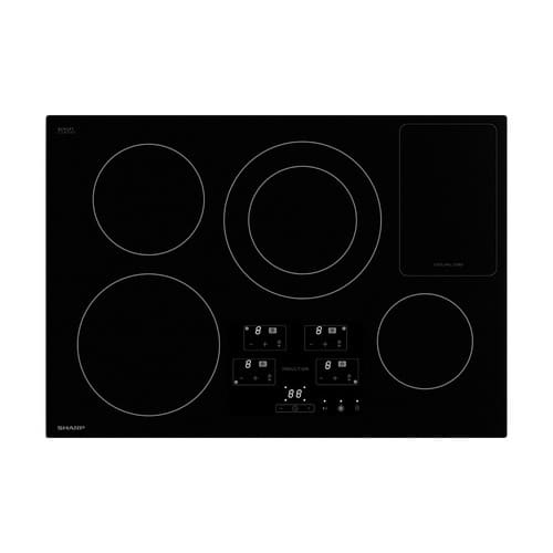 Best Induction Cooktop - Sharp 30-Inch Induction Cooktop Review
